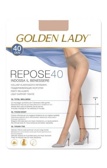 ΚΑΛΣΟΝ REPOSE 40 GOLDEN LADY